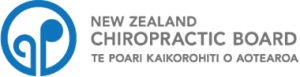 NZ Chiropractic Board logo